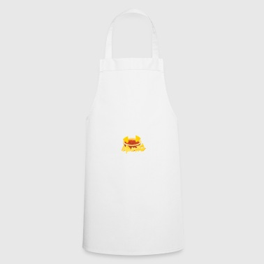 Cool All You Need is Love and Nachos T-Shirt - Cooking Apron