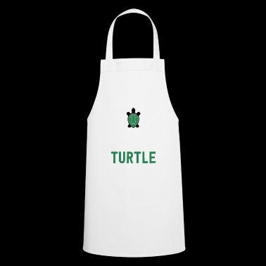 Be yourself, turtle reptile expectation - Cooking Apron