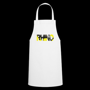 Rhino Rhino T-Shirt - Cooking Apron