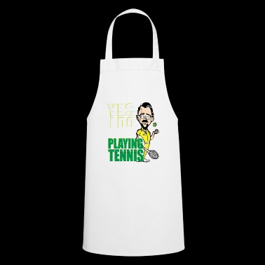 T-shirt pension tennis - Cooking Apron