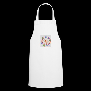 Amusement park ferris wheel gift idea - Cooking Apron