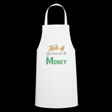 Hats Off - Cooking Apron