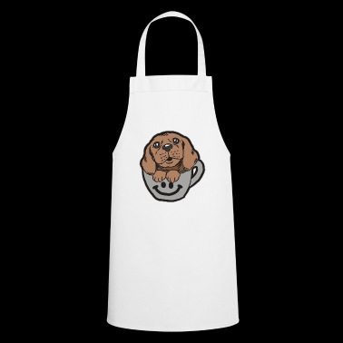 Puppy cup - Cooking Apron