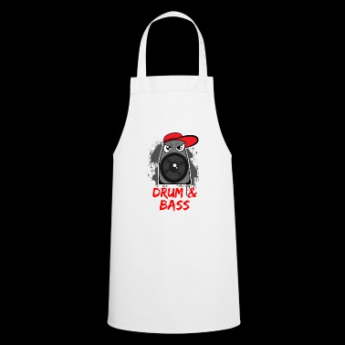 DRUM BASS - Cooking Apron