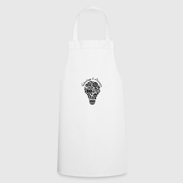 technology is awesome - Cooking Apron