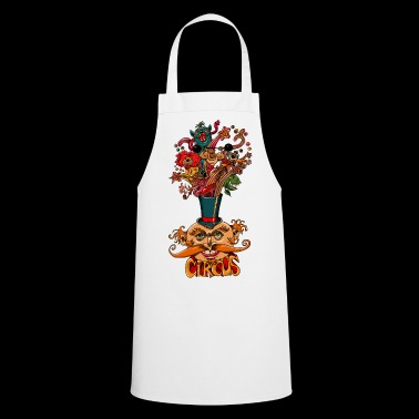 the circus - Cooking Apron