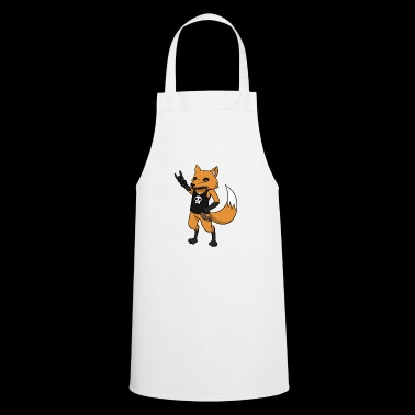 Rocker fox - Cooking Apron