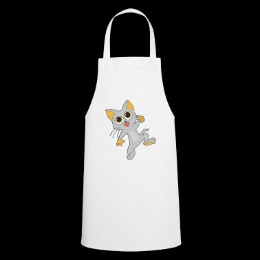 Cat Cheerful - Cooking Apron