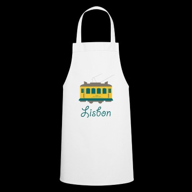 Sweet lisbon logo gift idea - Cooking Apron