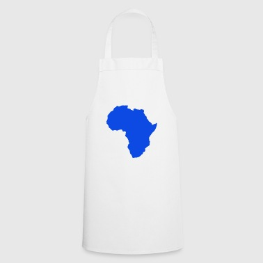 Africa blue - Cooking Apron