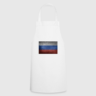 Russia Flag Russia Flag - Cooking Apron