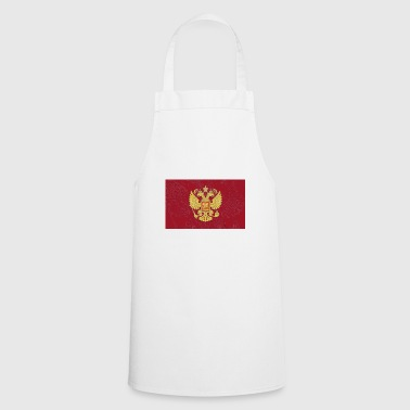 RUSSIAN FLAG - Cooking Apron