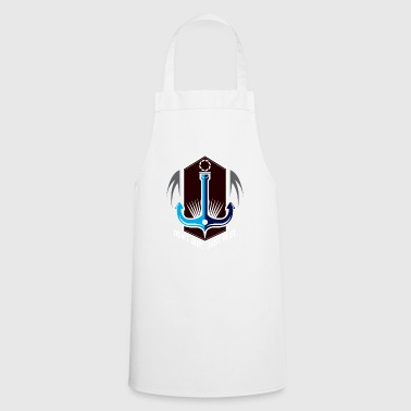 Anchor - Do not give up - just rest - Cooking Apron