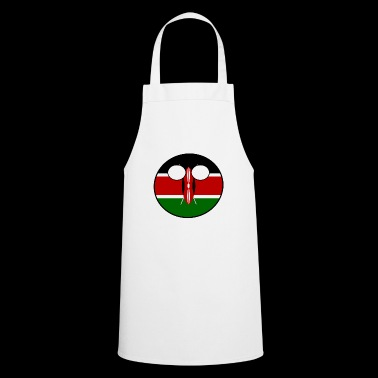 Countryball Country Homeland Kenya - Cooking Apron