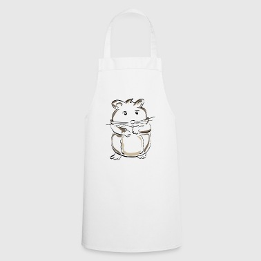 wik the hamster - Cooking Apron