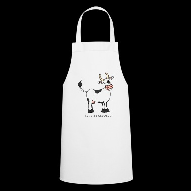 Libertad the cow - Cooking Apron
