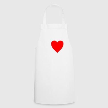 I love Россия - RUSSIA - Cooking Apron