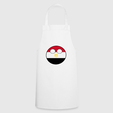Countryball Country Ball Country Homeland Egypt - Cooking Apron