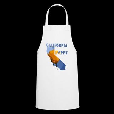 Californie Poppy - Tablier de cuisine