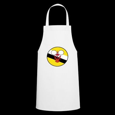 Countryball Country Home Brunei - Cooking Apron