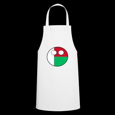 Countryball Country Home Madagascar - Cooking Apron