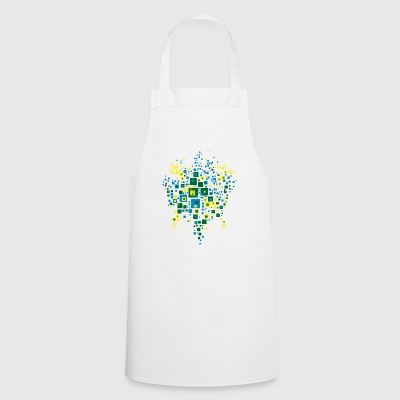 world map colors brazil - Cooking Apron