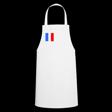 French flag - Cooking Apron