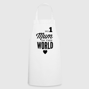 The best mother in the world - Cooking Apron
