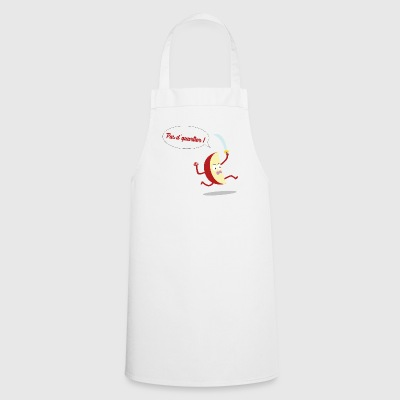 No neighborhood! - Cooking Apron