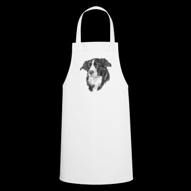 border collie S - Cooking Apron