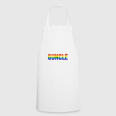 Guncle Flag - Cooking Apron