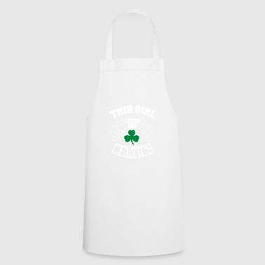 this girl - Cooking Apron