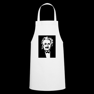 Albert Einstein - Cooking Apron