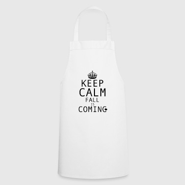 Autumn Autumn is coming - Cooking Apron