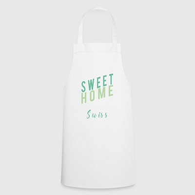 Sweet Home switzerland - Cooking Apron