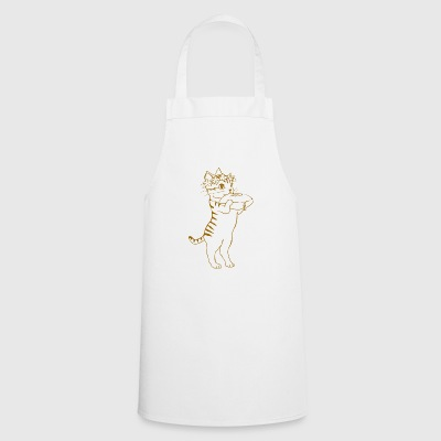 Cat Wedding - Cooking Apron