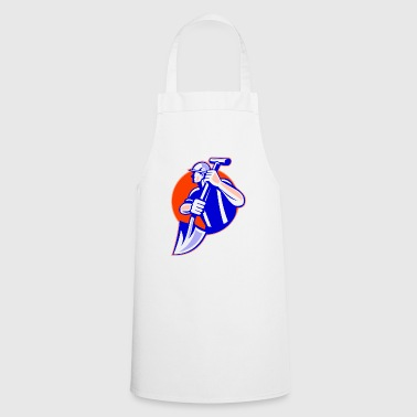 construction worker - Cooking Apron