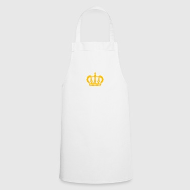 Queen girlfriend wife couple love gift - Cooking Apron