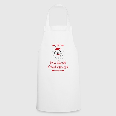 First Christmas - Cooking Apron