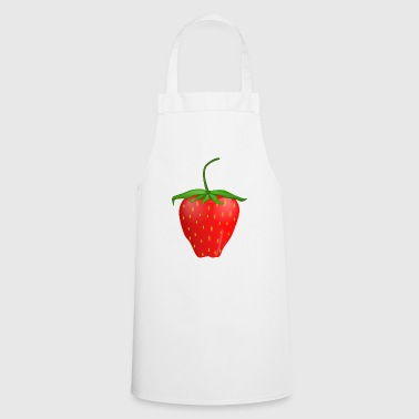 strawberry - Cooking Apron