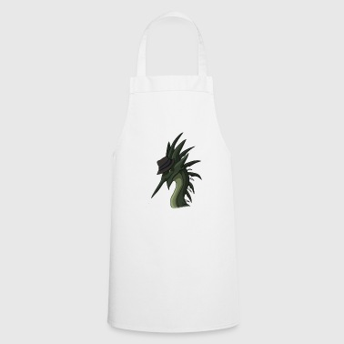 Sneaky officeal monster edition - Cooking Apron