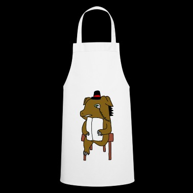 Newspaper - Cooking Apron