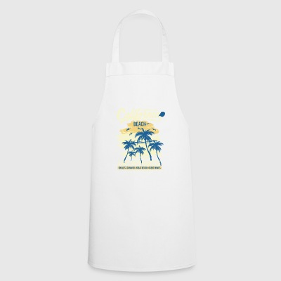 California Beach classic - Cooking Apron