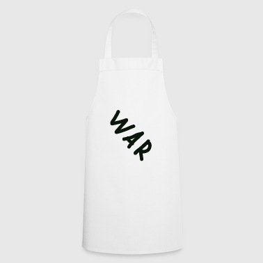 WAR - Cooking Apron