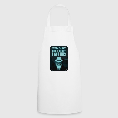 Geek Gift Computer Science Sayings Nerd Computer - Cooking Apron
