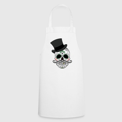 Day of the Dead - Skull - Cooking Apron