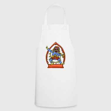 god god church church bible bible wedding wedding sign - Cooking Apron