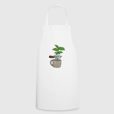 coffee machine - Cooking Apron