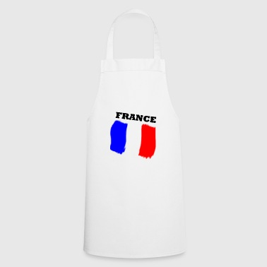 French flag France - Cooking Apron