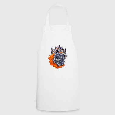 abstract fantasy - Cooking Apron